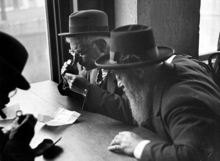 """firsttimeuser:  """" Amsterdam Diamond Exchange, 1936  """""""