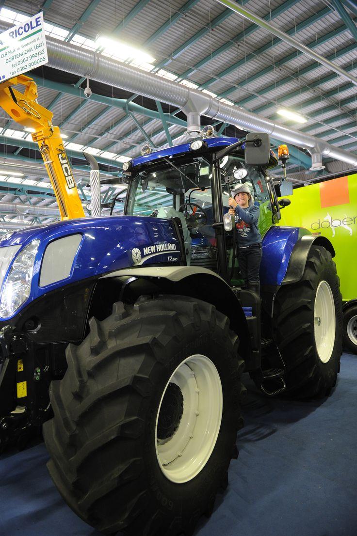 macchine agricole in fdsa 2012 - ente fiera promoberg