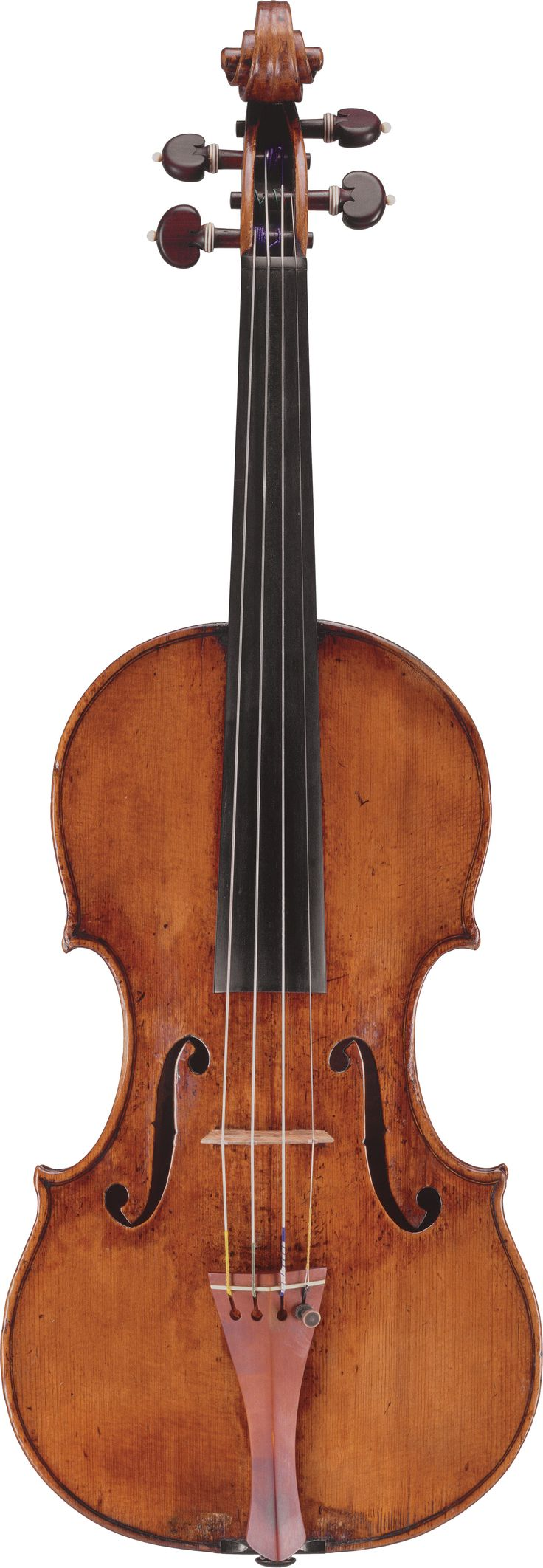 1739 Guarneri Del Gesu Violin ex-Menuhin from The Four Centuries Gallery