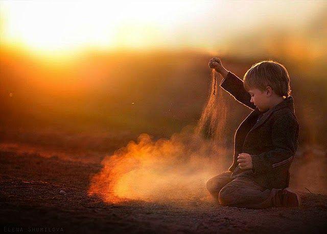 Dust by Elena Shumilova