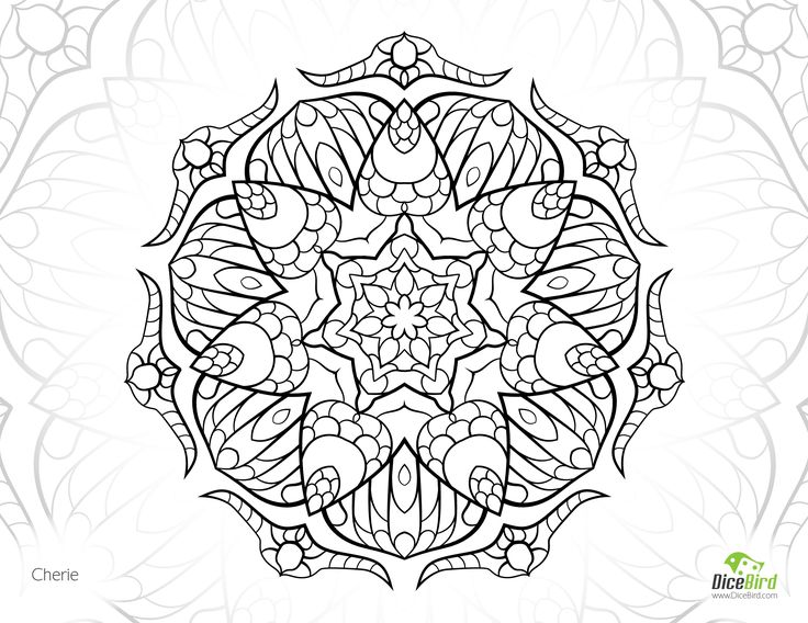 abstract coloring pages pinterest - photo#49