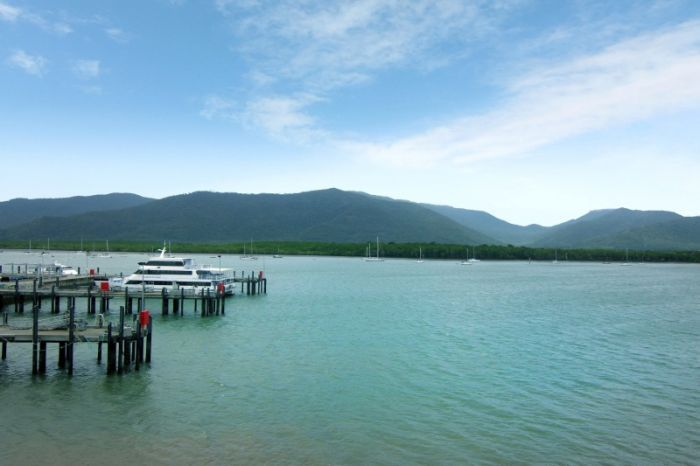 CAIRNS Stay: Harbour Lights Details: Check into a penthouse right on the Cairns marina Key features: The resort has a swimming pool, sauna, secure parking and on-site restaurants and shopping. Enquire http://www.fnqapartments.com/accom-cairns-harbour-lights-privately-managed/