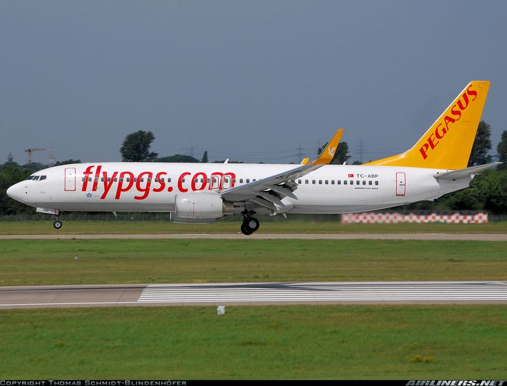 Boeing 737-82R - Pegasus Airlines | Aviation Photo #1924619 | Airliners.net