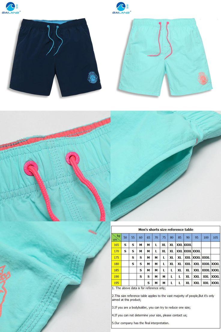 [Visit to Buy] Board shorts men Solid Summer Bermuda shorts mens surf Nylon Loose Quick Dry Boardshorts Men Beachwear plus size board short A9 #Advertisement