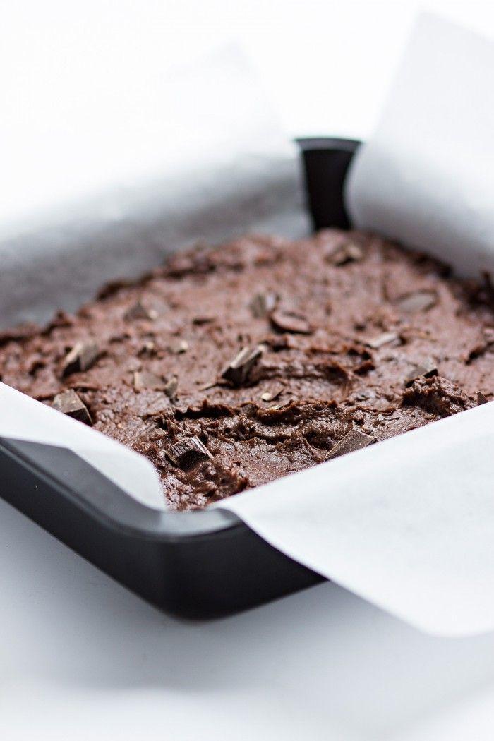 Zonder suiker  - Heerlijke brownies, en dan de gezonde variant. Zeker eens proberen.