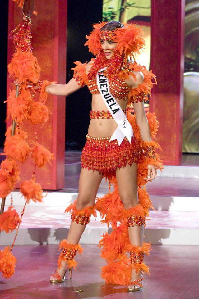 Traje Princesa Warime - Dayana Mendoza en Miss Universe...