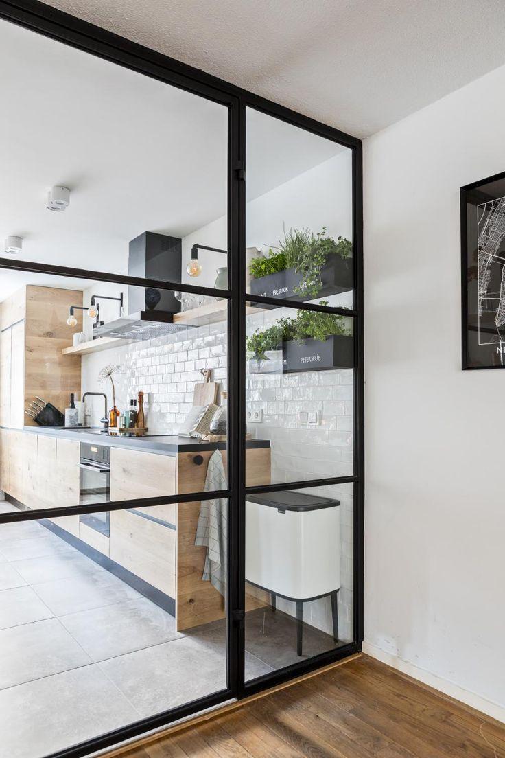 Strakke woonkeuken eindresultaat inspiratie en idee n for Deuntje eigen huis en tuin