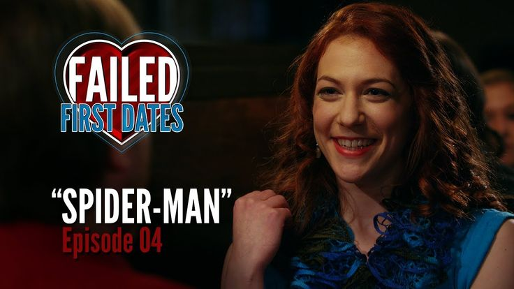 """Spider-Man"" - FAILED FIRST DATES Season 1 Episode 4 #webseries #failedfirstdates #comedy #baddates #datefail #fail #dating #spiderman #broadway"