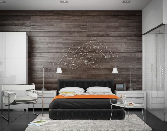 die besten 17 ideen zu wandpaneele holz auf pinterest tv paneel wand tv paneel und 2 1 heimkino. Black Bedroom Furniture Sets. Home Design Ideas