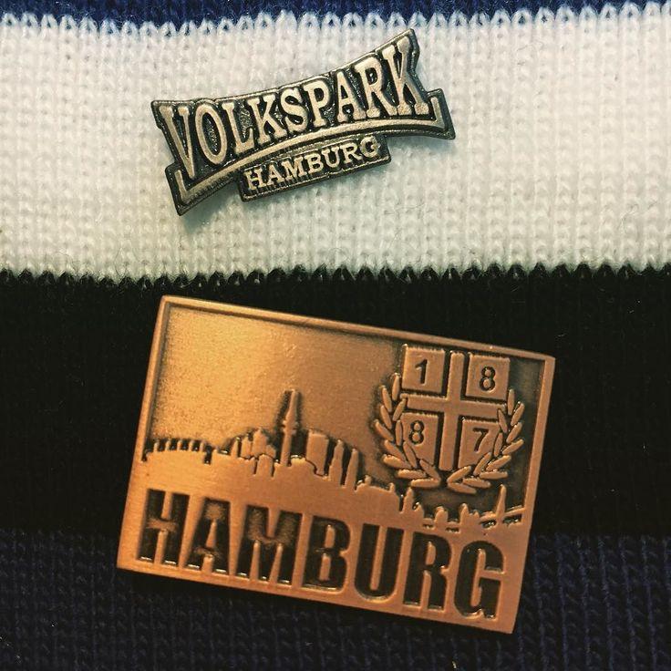 Sammler aufgepasst!!! Endlich mal neue Pins... http://ift.tt/1UlA92X #1887streetwear #hsv #fanartikel #pins #badges by 1887_streetwear