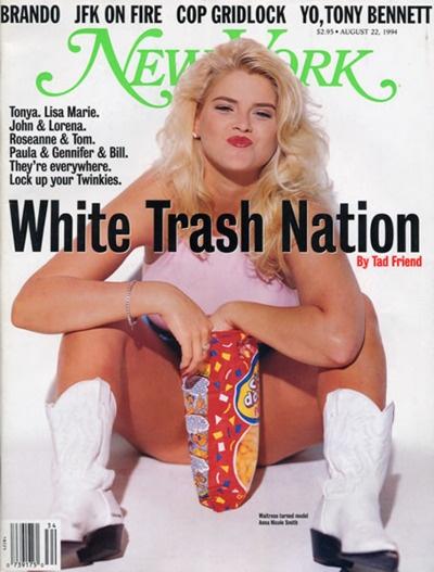 Anna Nicole Smith. http://carethewear.wordpress.com