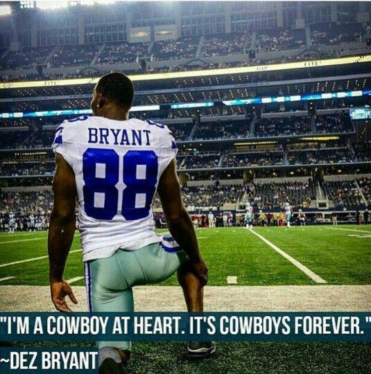 My Cowboy at heart #88 Dez Bryant