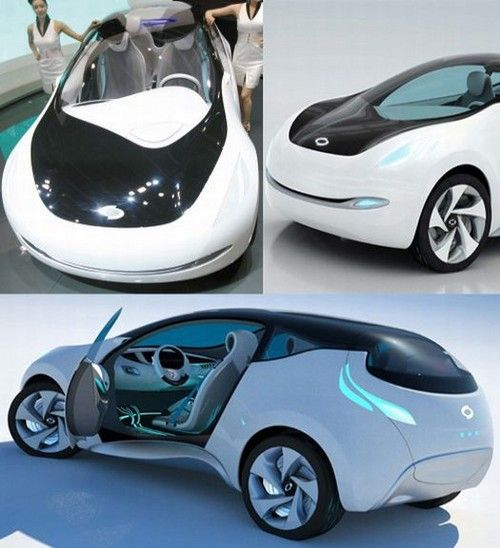 Future Cars: 1000+ Ideas About Green Cars On Pinterest