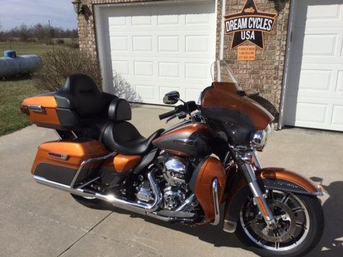 2016 Harley Davidson Ultra Classic Low FLHTCUL, Price:$22,250. Marshfield, Missouri #harleydavidsons #harleys #flhtcul #motorcycles #hd4sale