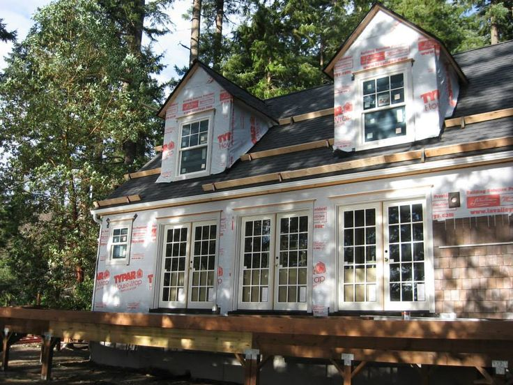 Constructed in the pacific northwest on beautiful whidbey for Pacific northwest homes