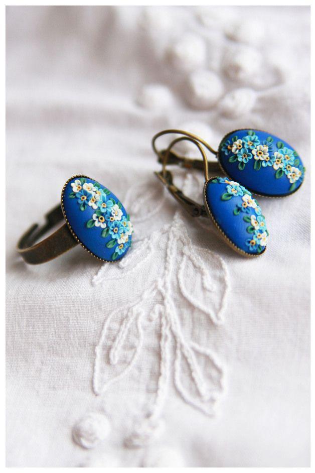 niebieska trawa - KOKOszki