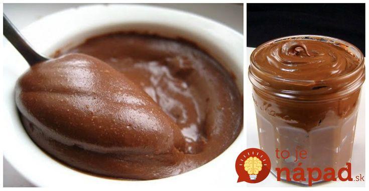 Táto Nutella je skutočne vynikajúca. Ako som hovorila, tomuto receptu som veľmi neverila, ale ako hovorím, neľutujem, že som ho skúsila. Je úplne jednoduchý a neobsahuje žiaden palmový olej.