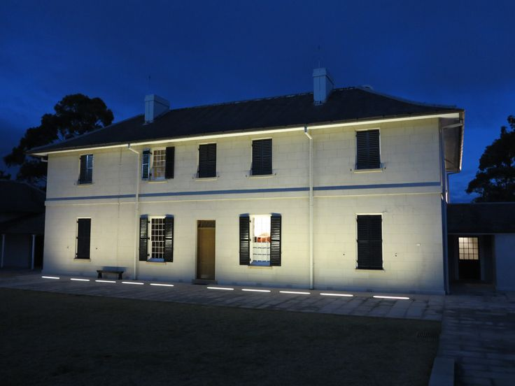 Old Government House - Parramatta NSW