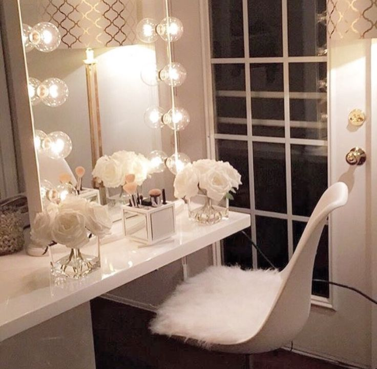 17 best ideas about ikea makeup storage on pinterest for Sillas para vanity