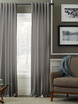 The 25+ best Gray curtains ideas on Pinterest | Grey curtains ...