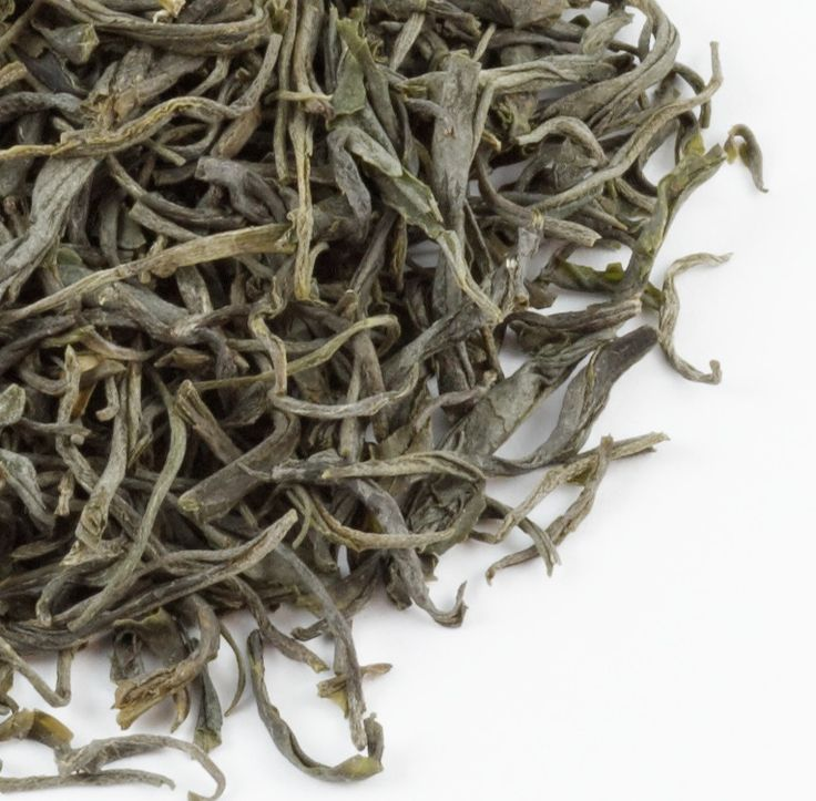 Zielona herbata Mao Feng Qingshan Organic - poszukiwana herbata wysokiej jakości produkowana w Chinach. Należy do ścisłej czołówki najlepszych chińskich herbat.