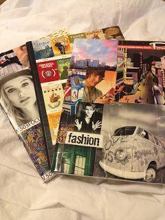 SevenMorRoses: DIY: Notebook Covers