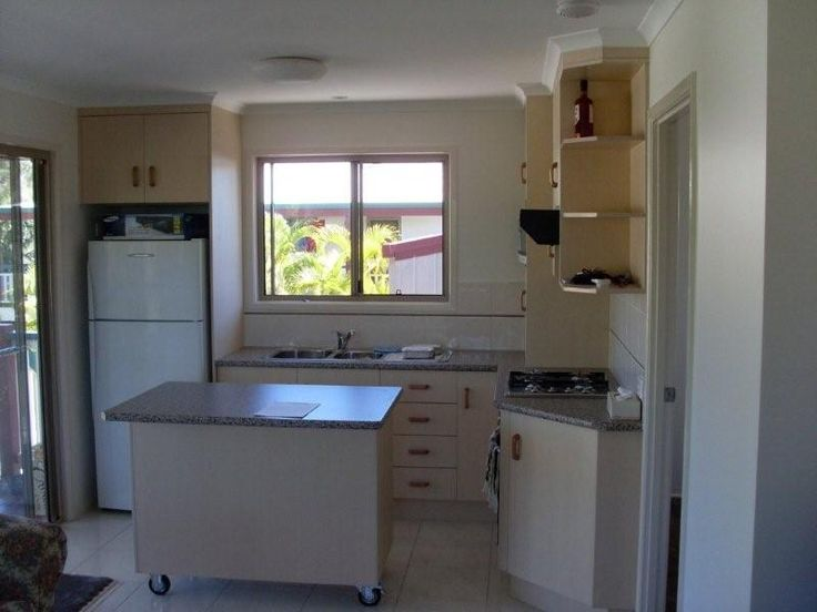 Small Kitchen Granny Flat Garage Guest House Granny