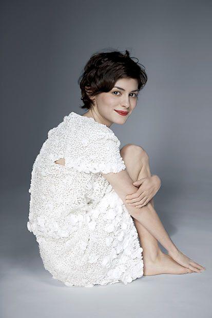 Neve: Audrey Tautou Foglalkozása: színésznő; Született: 1976.08.09. Franciaország, Beaumont; Magasság: 160 cm; Csillagjegy: Oroszlán