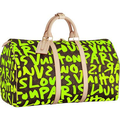 Louis Vuitton M93700 Stephen Sprouse Collection Keepall 50 ...