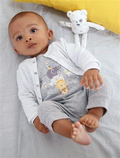 Kit 1ers jours bébé nouveau né - collection printemps-été 2015 - www.vertbaudet.fr