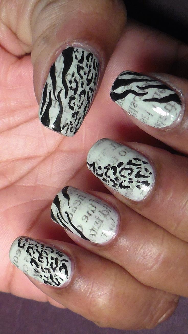 49 besten Musical nail art Bilder auf Pinterest | Nagelkunst ...