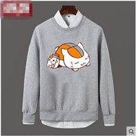 >> Click to Buy << New Clothing Made Anime Natsume Yuujinchou Sensei Cat Long Sleeved Sweater Animation Winter Clothes For Men and Women  #Affiliate