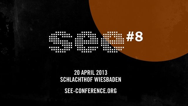see#8 | 20 APRIL 2013 – the co
