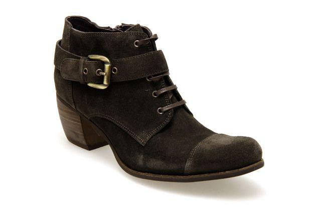 Bottines SAN MARINA AMBLE Marron - Chaussures femme