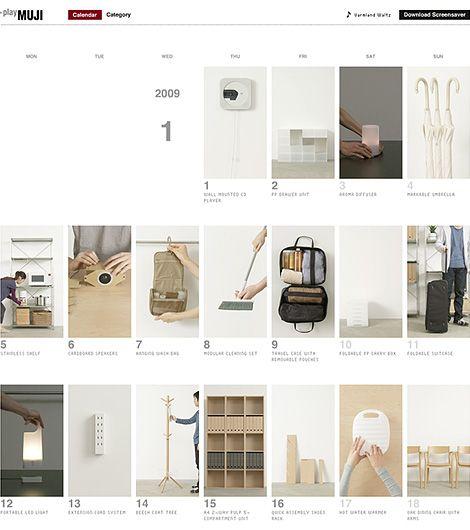 muji product design poster - Google Search