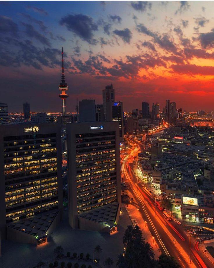Great Shot By Nasseralqattan Kwttoday Kuwaittoday Kwttoday Kuwait Q8 Kwt Kuwaiti Kuwaity Kuwaitcity Kuwaitup2date Kuwait City Great Shots Tower