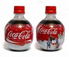 Image result for Coca-Cola Christmas Bottles