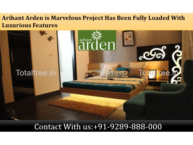 Arihant Arden Smart Homes at Noida Extension@9289888000 Noida - Free Classifieds In India   Classified ads Online   Totalfree.in