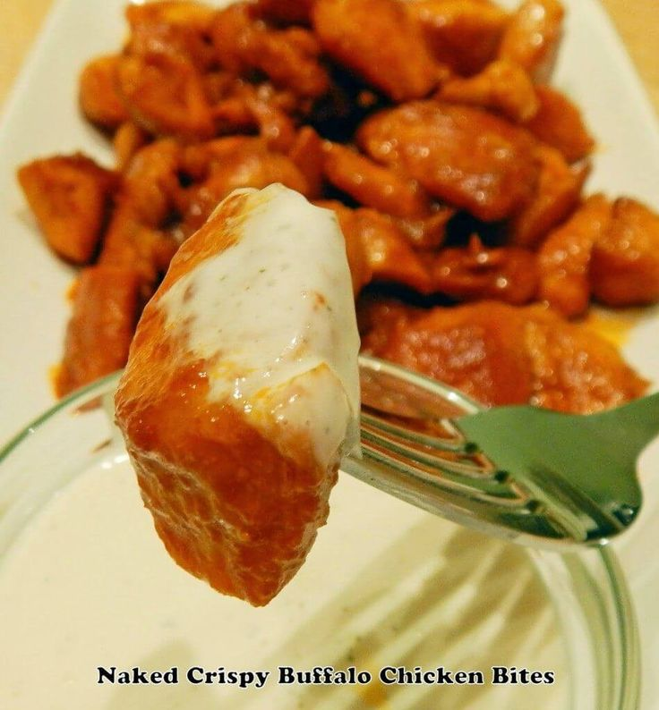Found the recipe again! Low carb buffalo chicken bites. No breading!