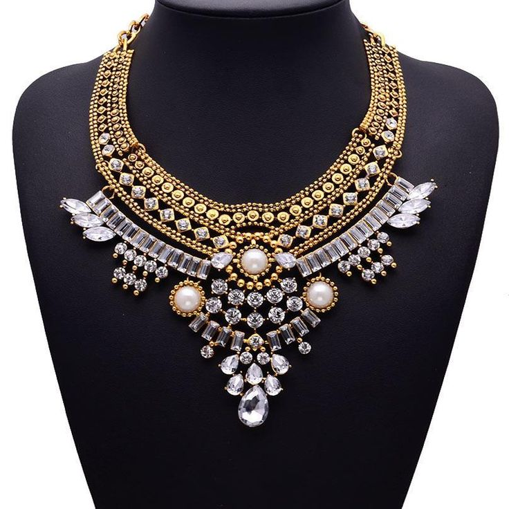 Купить Женщины ручной работы жемчуг себе ожерелье ювелирные изделия уникальный воротник роскошь ретро ожерельеи другие товары категории Кольев магазине Fashion--Shopping--MallнаAliExpress. ожерелье зеркало и ожерелье ювелирных изделий способа