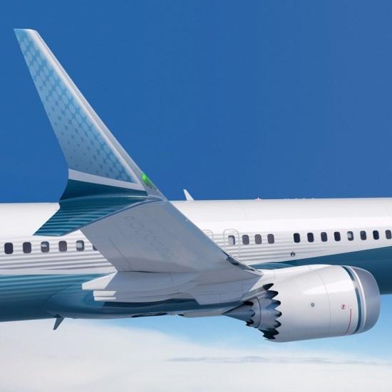 Boeing 737 MAX Winglet