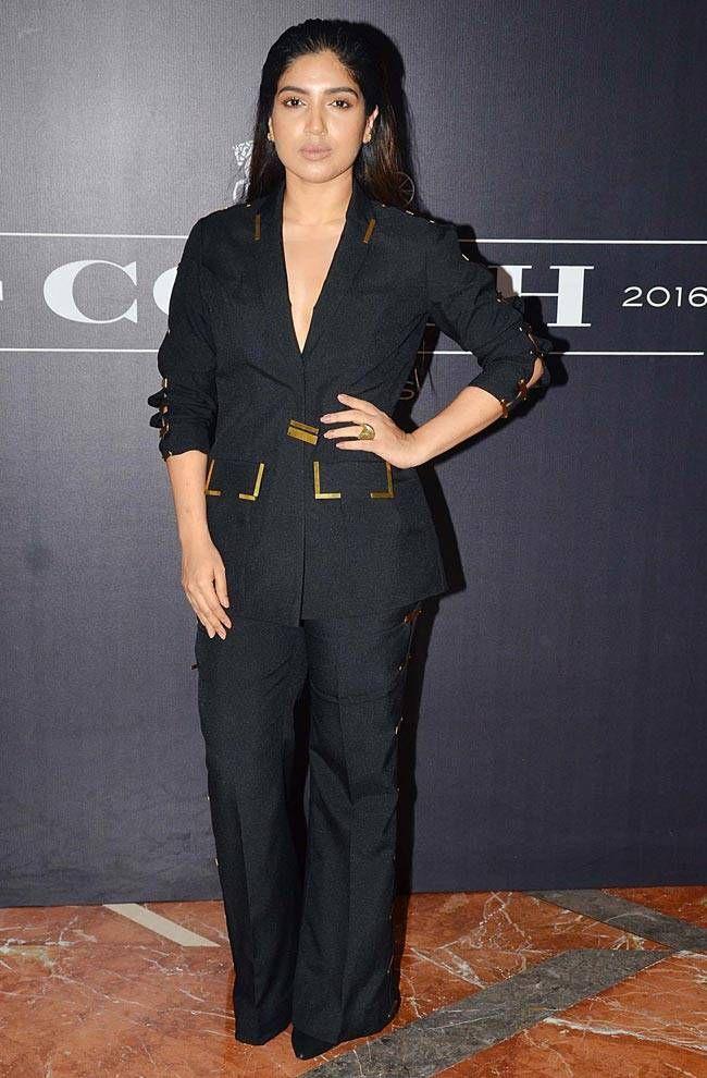 Bhumi Pednekar at Coach store launch in Mumbai. #Bollywood #Fashion #Style #Beauty #Hot #Sexy