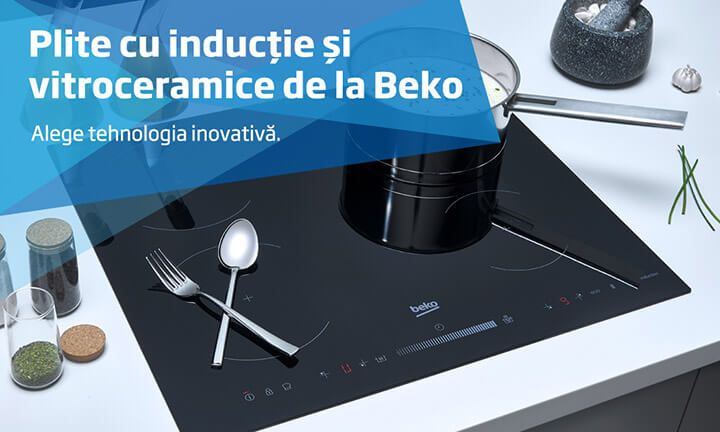 Plite incorporabile Beko