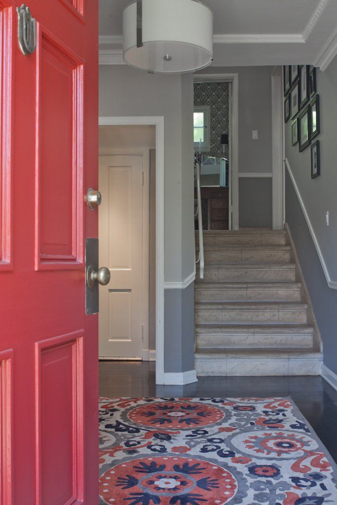 Top Best Coral Door Ideas On Pinterest Navy Front Doors