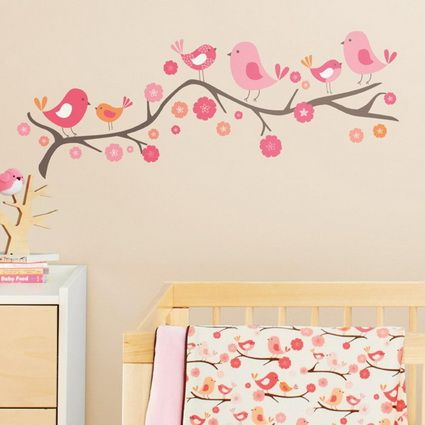 ideas para decorar paredes de infantiles