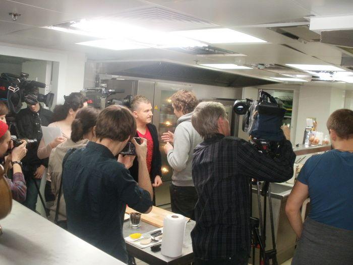 Великий пекарський турнір - кулинарное вдохновение