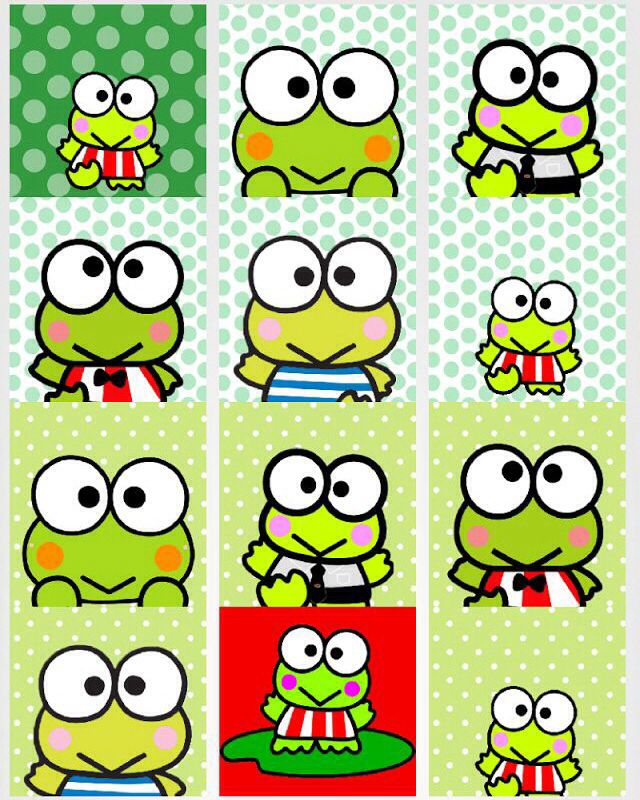 Keroppi Wallpaper Wallpapers: 141 Best Images About Keroppi! On Pinterest