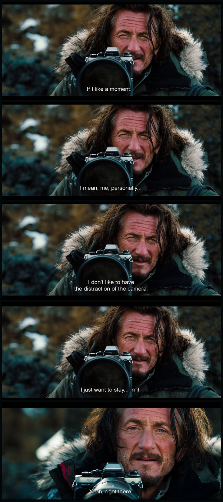 The Secret Life of Walter Mitty, Quote by Sean O'Connell # ...