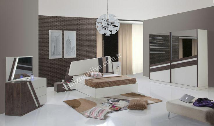 Serra Yatak Odası En Güzel Yatak Odası Modelleri Yıldız Mobilya Alışveriş Sitesinde #bed #bedroom #avangarde #modern #pinterest #yildizmobilya #furniture #room #home #ev #young #decoration #moda       http://www.yildizmobilya.com.tr/