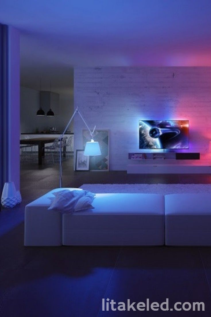 Upgrade Your Living Room Party Lights Lights Bedroom Lighting